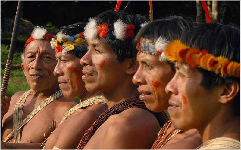 Những bộ tộc nguyên thủy nhất thế giới