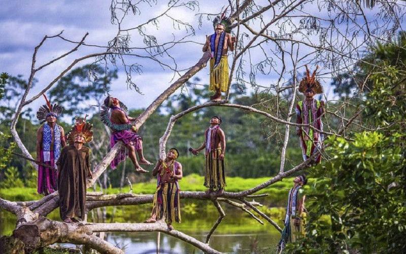 Những bộ tộc nguyên thủy nhất thế giới (P2)