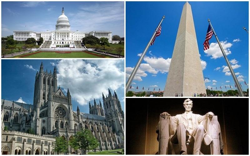 Những bí mật về các công trình kiến trúc biểu tượng của nước Mỹ
