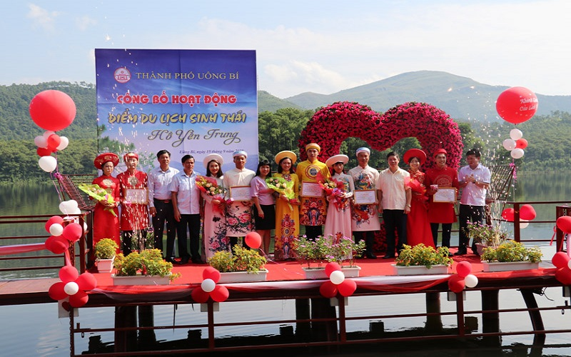 Khảo sát du lịch Uông Bí (Quảng Ninh)