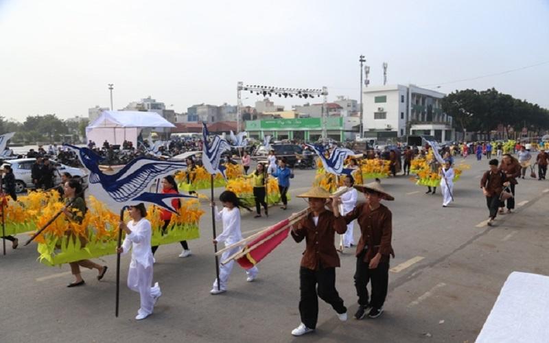 """Hải Dương: Tổ chức lễ hội đường phố chủ đề """"Thành Đông – Sức sống mới"""""""
