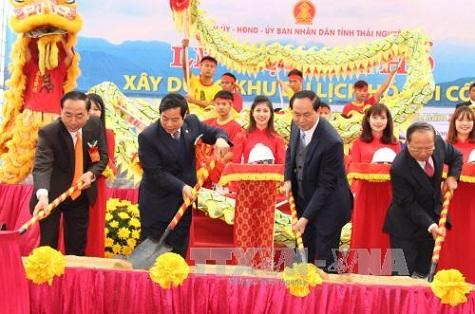 Đầu tư 15.000 tỉ đồng xây Khu du lịch Hồ Núi Cốc (Thái Nguyên)