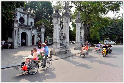 Người trẻ Mỹ thích du lịch đến Việt Nam
