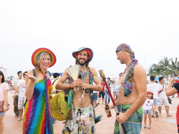 Lần đầu tiên Đà Nẵng đón trên 1 triệu lượt du khách quốc tế
