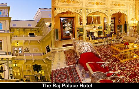 Vào thăm nội thất 10 phòng khách sạn siêu đắt giá