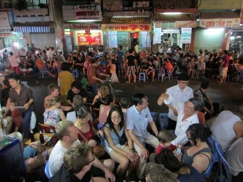 Khách Tây kể chuyện mặc cả ở Sài Gòn