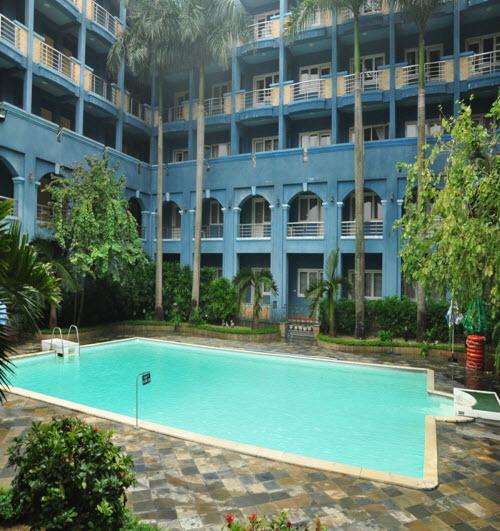 Khách sạn Xanh Cửa Lò giảm 30% chỉ trong 2 đêm