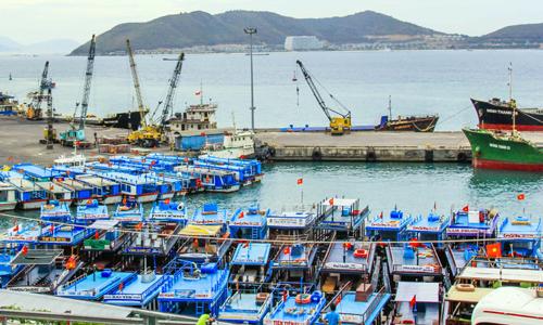 Khánh Hòa xây cảng du lịch quốc tế