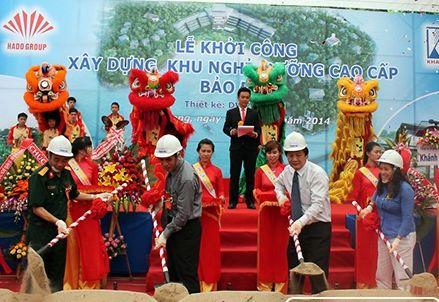 Khởi công xây dựng Khu nghỉ dưỡng cao cấp Bảo Đại tại Khánh Hòa