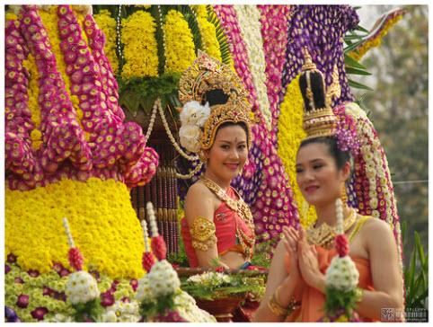 Ngày hội Thái Lan
