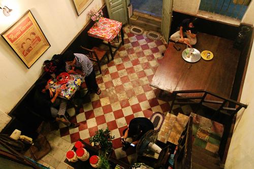 Quán cà phê gợi nhớ tuổi thơ của thế hệ 7x Sài Gòn