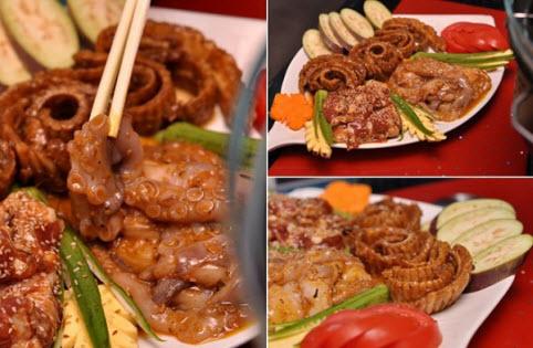 5 quán nướng ngon rẻ ở Hà Nội - Quán nướng lụi phố Phạm Ngọc Thạch