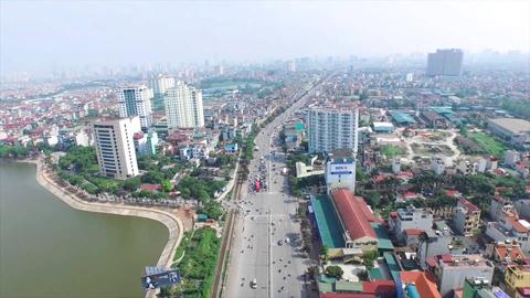 Ngắm vẻ đẹp hiện đại của Việt Nam đang ngày một phát triển