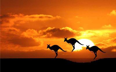 Nước Úc - nơi ngự trị của sự yên bình và vẻ đẹp tự nhiên