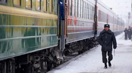 Đường sắt xuyên Siberi, hành trình kỳ thú bậc nhất hành tinh