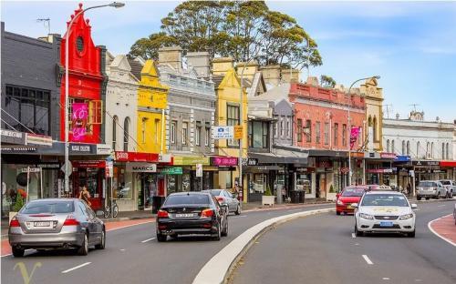 Đốn tim tín đồ mê xê dịch trên những đường phố thú vị ở Sydney