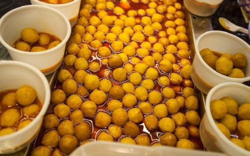 Những món ăn Hồng Kông đốn tim tín đồ phim TVB