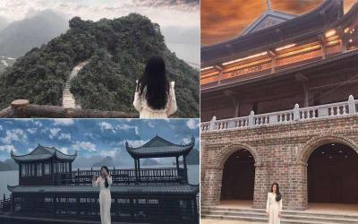 Những góc check-in cực đẹp tại chùa Tam Chúc – điểm đến tâm linh năm 2019
