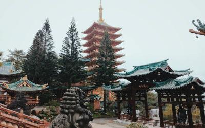 Khám phá chùa Minh Thành, điểm đến tâm linh không thể bỏ qua ở Pleiku