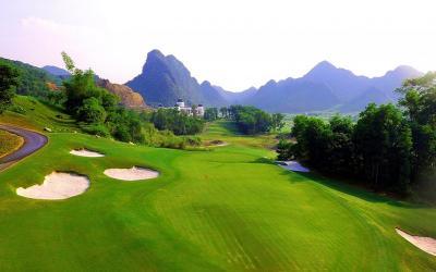 Khám phá sân golf đầu tiên của tỉnh Hà Nam