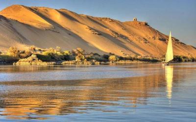 Huyền thoại sông Nin - sống lại những năm tháng cổ đại đầy huyền bí