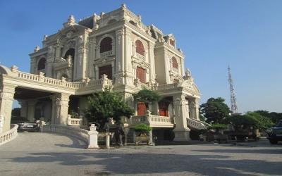 Choáng ngợp với biệt thự đẹp nhất tỉnh Hà Nam