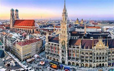 Khám phá thành phố Munich - nơi chốn hào hoa nhất nước Đức