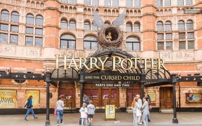 Du hành London theo kiểu Harry Potter
