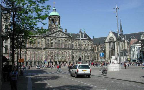 Một chiều cuối tuần thăm thú thủ đô Amsterdam – Hà Lan