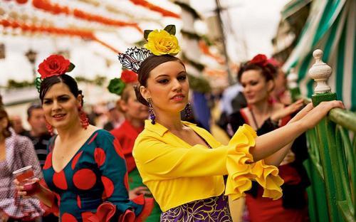 Tây Ban Nha ấn tượng với những nét văn hóa độc đáo