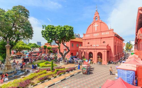 Ghé thăm Malacca – thiên đường du lịch của Malaysia