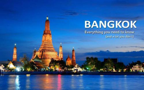 Cho một ngày hoàn hảo ở Bangkok