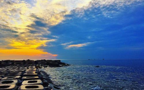 Bờ kè Xóm Rớ - bức thành lũy che chắn cơn thịnh nộ của biển cả
