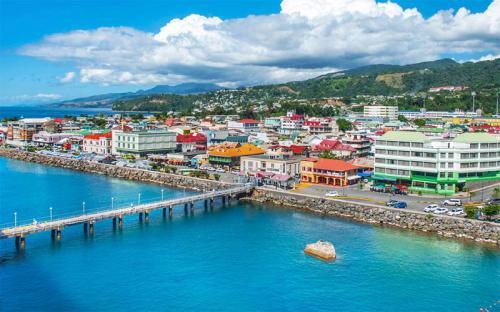 Tận hưởng hè sôi động khi đến Dominica