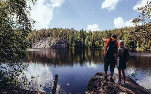Khám phá thiên nhiên kỳ bí tại Finnish Lakeland, Phần Lan