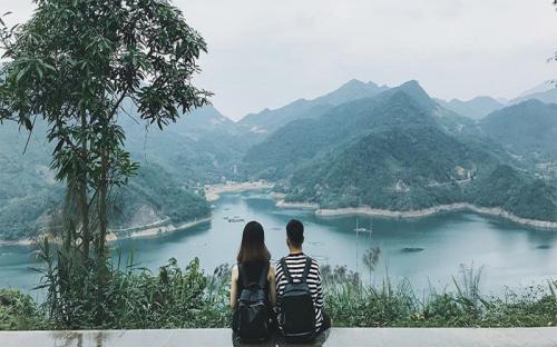 Đến Đà Bắc tận hưởng phút giây yêu thương bên nhau