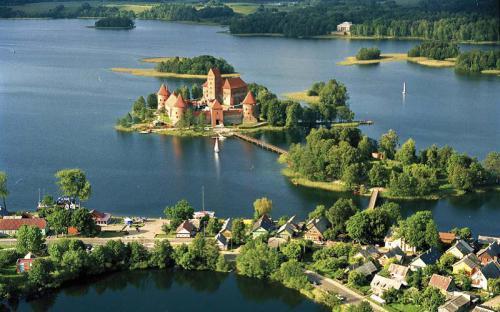 Lithuania - đất nước xinh đẹp dù có diện tích khiêm tốn
