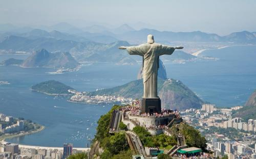 36 giờ thú vị trải nghiệm Rio de Janeiro