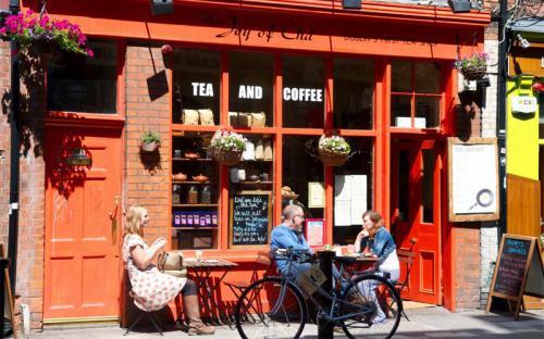 8 địa điểm tuyệt vời để thưởng thức một tách trà ngon ở Dublin