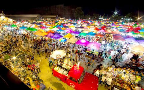 Khám phá Chatuchak - khu chợ ngoài trời lớn nhất thế giới