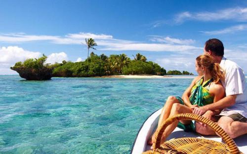 Hè này vi vu đến quốc đảo Fiji xinh đẹp
