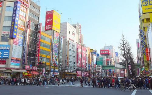 Điểm danh những thiên đường mua sắm tuyệt vời nhất ở Tokyo