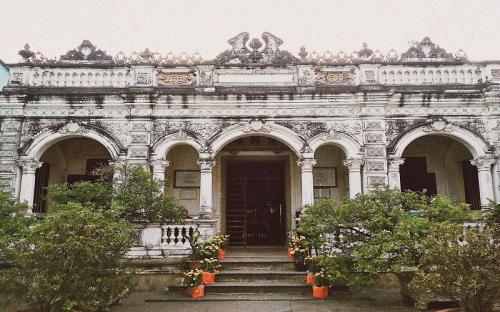 Nhà cổ Huỳnh Thủy Lê nơi chứa đựng câu chuyện tình vượt biên giới