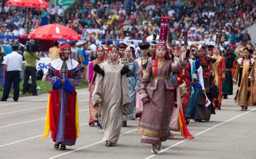 Bạn đã sẵn sàng tham gia lễ hội Naadam trên thảo nguyên ?