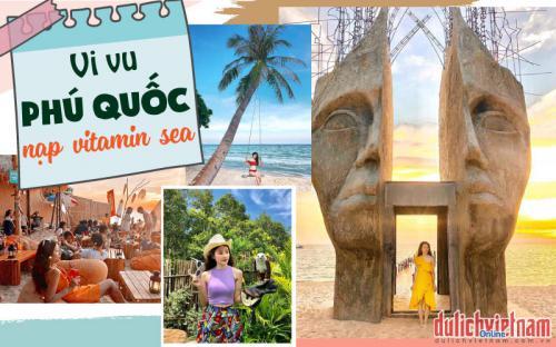 Tháng 5 đừng lỡ hẹn với đảo ngọc Phú Quốc!