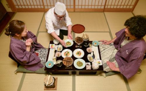 Thỏa sức thư giãn ở Ryokan - Lữ Quán Nhật Bản