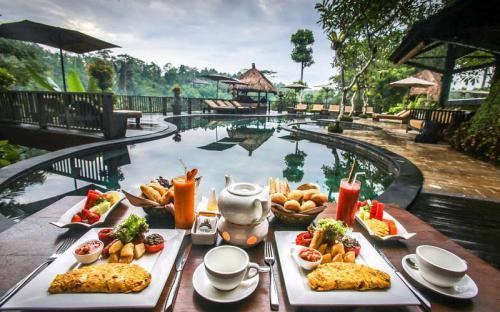 Đến Bali hãy dành thời gian ở Nandini Jungle – khu nghỉ dưỡng đẹp nhất thế giới