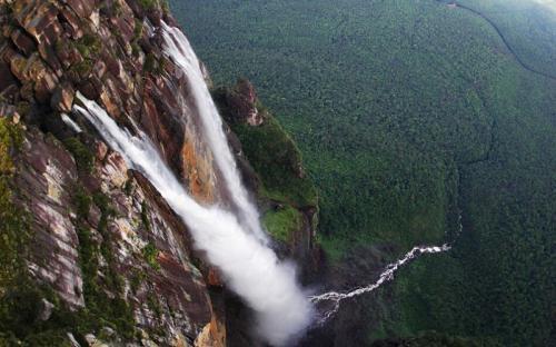 Thiên nhiên hùng vĩ ở Venezuela niềm khao khát của các tín đồ du lịch