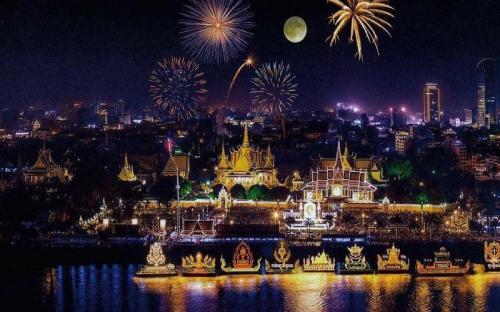 Tìm hiểu những lễ hội độc đáo mang đậm nét văn hóa của Người Campuchia