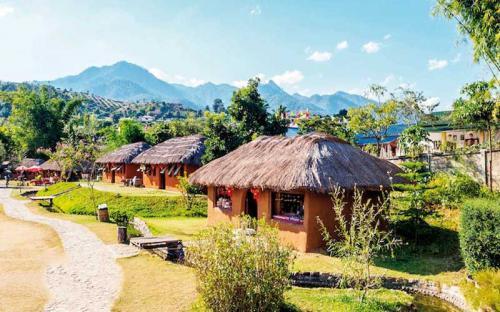 Đầu hè, đến Pai thiên đường du lịch thơ mộng trên đất Thái
